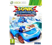 SEGA Sonic & All-Stars Racing Transformed - Microsoft Xbox 360 - 12 - Kilpa-ajo