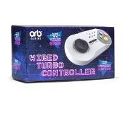 ORB SNES Turbo Wired Controller - Peliohjain - Nintendo Super NES