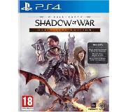 Playstation 4 Middle-Earth - Shadow of War - Definitive Edition