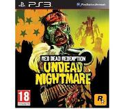 Take 2 Red Dead Redemption Undead Nightmare PS3
