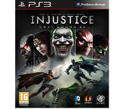 Warner bros Injustice: Gods Among Us - Sony PlayStation 3 - Taistelu