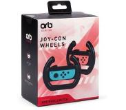 ORB Nintendo Switch Steering Wheel (Twin Pack) - Peliohjaimen lisosat - Nintendo Switch