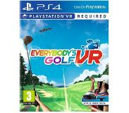 Sony Everybody's Golf VR - PlayStation 4 - Urheilu
