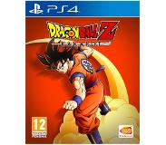 Playstation 4 Dragon Ball Z Kakarot PS4