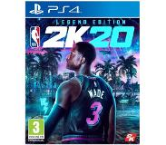 2K Games NBA 2K20 Legend Edition (PS4)