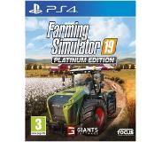 Diverse Farming Simulator 19: Platinum Edition (PS4)
