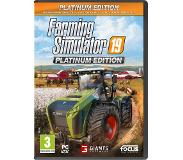 Focus Home Interactive Farming Simulator 19: Platinum Edition Pc