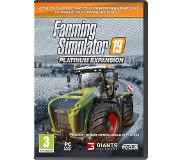 Focus Home Interactive Farming Simulator 19: Platinum Edition Expansion - Pc Pc