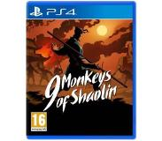 Playstation 4 9 Monkeys of Shaolin (PS4)