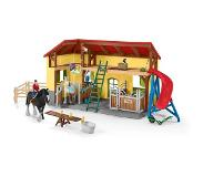 Schleich Farm World Horse stable