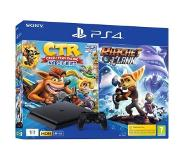 Sony PlayStation 4 Slim 1TB (Crash Team Racing/Ratchet & Clank)