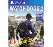 Ubisoft Watch_Dogs 2, PS4 videopeli Perus PlayStation 4