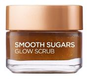 L'Oréal L'Oréal Paris Smooth Sugar Scrub Glow Grapeseed 50 ml