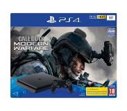 Sony PlayStation 4 Slim Black - 1TB (Call of Duty: Modern Warfare Bundle)