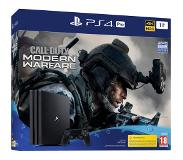 Sony PlayStation 4 Pro - 1TB (Call of Duty: Modern Warfare Bundle)