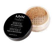 NYX Mineral Finishing Powder - Medium/Dark