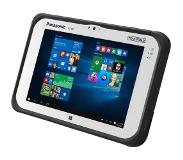 "Panasonic Toughpad FZ-M1 MK3 17,8 cm (7"") 7. sukupolven Intel Core i5 8 GB 128 GB Wi-Fi 5 (802.11ac) 4G Musta, Hopea Windows 10 Pro"