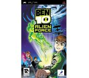 Atari Ben 10: Alien Force - Sony PlayStation Portable - Action - VR first-person shooter