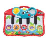 Playgro - Piano mat with light and music (0186367)