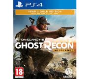 Ubisoft Tom Clancy's Ghost Recon: Wildlands - Year 2 Gold Edition (PS4)
