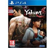 SEGA PS4 Yakuza 6: The Song of Life