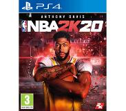 Take-Two Interactive NBA 2K20 (PS4)