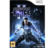 Nintendo Wii Star Wars: The Force Unleashed II