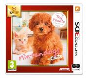 Nintendo Nintendogs and Cats 3D: Toy Poodle 3DS