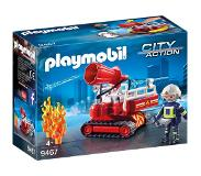 Playmobil CITY ACTION Sammutusrobotti 9467