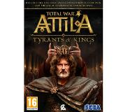 SEGA Total War: Attila - Tyrants and Kings - Windows - 01 - Strategia