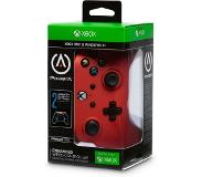 PowerA Xbox One Enhanced Wired - Crimson Fade