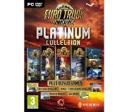 PC Euro Truck Simulator 2 Platinum Collection, 5055957701925