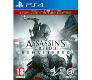 Ubisoft Assassins Creed III Remastered PS4