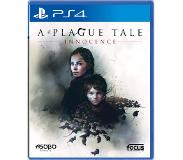 Pan vision A Plague Tale: Innocence (PS4)