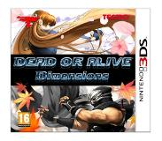 Nintendo Dead or Alive Dimensions 3DS