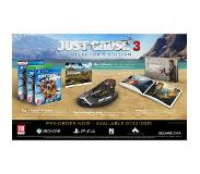 Square Enix Just Cause 3 - Collector's Edition - Microsoft Xbox One - Toiminta