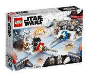 LEGO Star Wars 75239 Action Battle Hothin hyökkäys