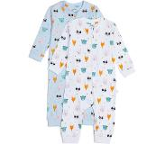 Luca & Lola Fiore Pyjama 2-pack, Animals 62