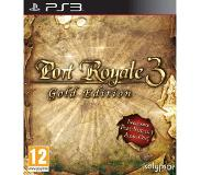 Kalypso Media PlayStation 3 peli Port Royale 3 Gold Edition