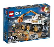 LEGO City Space Port 60225 - Maasturin koeajo