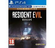 Capcom Resident Evil 7: Biohazard (Gold Edition) PS4