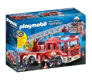 Playmobil Paloauto, jossa on valot ja äänet City Action Playmobil 9463 (14 pcs)