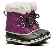 Sorel Youth Pac Nylon Talvikengät, Wild Iris/Dark Plum 26