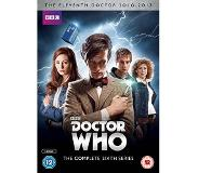 Dvd Doctor Who - Kausi 6 (DVD)