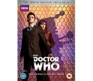 Dvd Doctor Who - Kausi 4 (DVD)