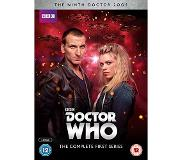 Dvd Doctor Who - Kausi 1 (DVD)
