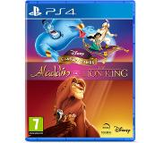 Playstation 4 peli : Disney Classic Games: Aladdin and The Lion King