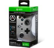 PowerA Xbox One Enhanced Wired - Brushed Aluminium - Peliohjain - Microsoft Xbox One S