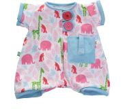 Rubens Barn - Pocket Friends Pink Pajamas (120102)