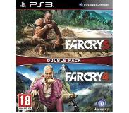 Ubisoft Far Cry 3 + Far Cry 4 - Double Pack - Sony PlayStation 3 - Toiminta